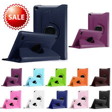360 Rotating Smart Stand Case Cover For Amazon Kindle Fire HD 7inch 2015 Tablet