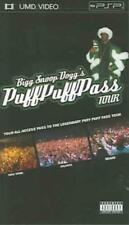 SNOOP DOGG - PUFF PUFF PASS TOUR USED - VERY GOOD UMD