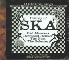 VARIOUS ARTISTS - HISTORY OF SKA NEW CD