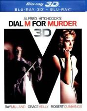 DIAL M FOR MURDER NEW BLU-RAY