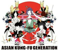 ASIAN KUNG-FU GENERATION - BEST HIT AKG NEW CD
