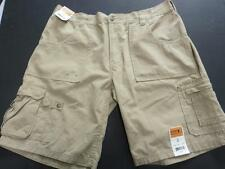 NWT Sperry Top Sider mens 42 tan cargo shorts Spring Summer boat sail nautical