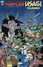 Teenage Mutant Ninja Turtles Usagi Yojimbo Cover A Comic Book 2017 - IDW TMNT