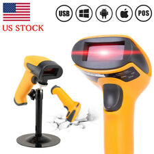Pro Automatic USB Laser Barcode Scanner Barcode Reader POS PC Wins/IOS/Android