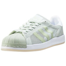 adidas Superstar Bounce Mens Trainers Light Green New Shoes