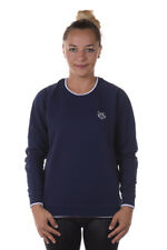 Kenzo Sweater Pullover % Tiger Crest Woman Blues 2SW796952-77