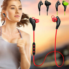 Wireless Bluetooth V4.1 Sports Stereo Headset Headphone Earphone For Smart Phone