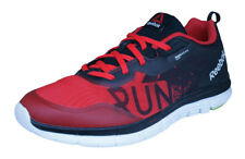 Reebok ZQuick Soul Mens Running Sneakers / Shoes - Red and Black