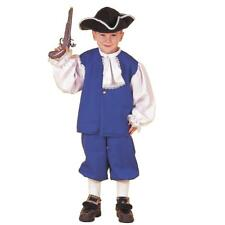 Boy's Little Colonial Boy Halloween Costume - Child Size