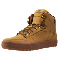 Supra Vaider Cw Water Repellent Mens Sneakers Amber New Shoes