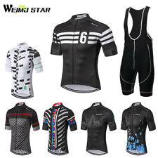 Cycling Jersey Men Weimostar Breathable Bicycle Bib Shorts comfortable Clothing