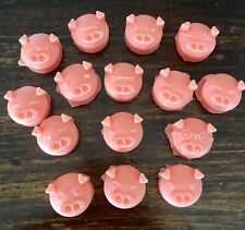 15 Pack Super Strong Scented Wax Melts Pig Shaped Tart Melts~ FALL/AUTUMN SCENTS