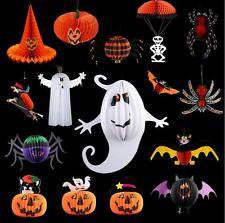 Halloween Home Paper Lantern Hanging  Party Props Cosplay Costume Accessories