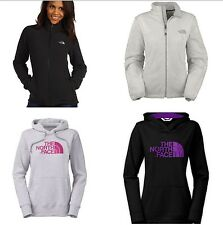 The North Face Womens Jacket Sweatshirt Hoodie: Fave-Our-Ite Pullover, Half Dome