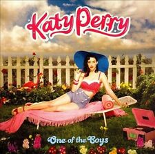 KATY PERRY One of the Boys Like New CD, Jun-2008, Capitol
