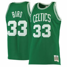 Mitchell & Ness Larry Bird Boston Celtics Swingman Jersey