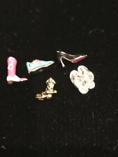 Authentic Origami Owl Shoe Charms!