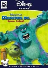 Monsters, Inc.: Scare Island (PC) VideoGames