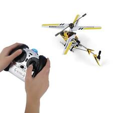 SYMA S107G 3.5 Channel 3CH Mini Metal Remote Control RC Helicopter GYRO S^