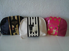 GRACE COLE 3 Piece Gift Set + Toiletry bag ~ choose from 2 ~ White orPink