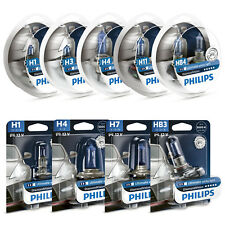 Philips Diamond Vision 5000K Styling Headlight Globes - All Fittings Here
