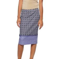 Charter Club Geo-Print Pencil Skirt Women