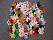 ~115 TY BEANIE BABIES, BOOS & MISC COLLECTION LOT - WHOLESALE BULK BEANIES