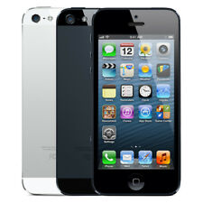 Apple iPhone 5 16GB 32GB 64GB Smartphone Unlocked AT&T Verizon T-Mobile Sprint