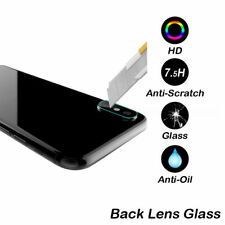 7.5H+ Rear Camera Lens Tempered Glass Protector Film For Apple iPhone X Lot