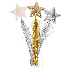 Girls Fairy Angel Princess Party Favour Magic Star Wands Accessory Fancy Props