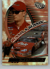 2000 Press Pass Trackside Runnin N Gunnin Nascar Racing Cards Pick From List
