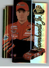2000 Press Pass Premium Reflectors Nascar Racing Cards Pick From List