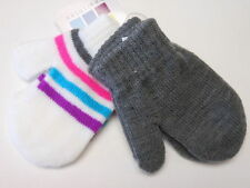 Baby mittens Toddler outerwear Baby clothes Boys Gloves  Girls Mittens 6-12 mos