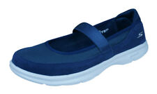 Skechers Go Step Snap Womens Walking Trainers / Mary Janes - Navy
