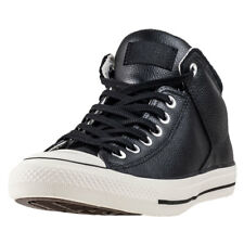 Converse Chuck Taylor Allstar Street Hi Mens Black Walking Trainers New Style