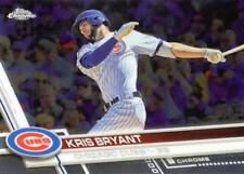 2017 Topps Chrome Baseball Cards Pick From List (Includes Rookie Cards)