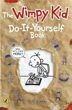 Diary of a Wimpy Kid: Do-It-Yourself Book by Kinney, Jeff 0141339667 The Fast