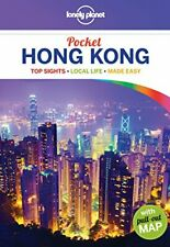 Lonely Planet Pocket Hong Kong (Travel Guide) by Chen, Piera 1743215606 The Fast