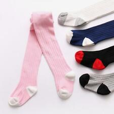3 Pair Baby Kids Toddlers Girls Knee High Socks Tights Leg Warmer Stocking 0-12Y