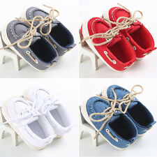 2017 Infant Toddler Baby Boy Girl Soft Sole Crib Shoes Sneaker Newborn Anti-Slip