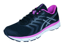 Asics Gel Xakion 3 Womens Running Trainers / Casual Sports Shoes - Black
