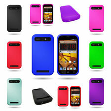 Flexible Gel Silicone Rubber Soft Skin Phone Cover Case for ZTE Warp Sync