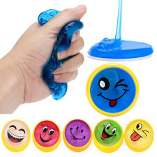 Slime Malleable Polymer Soft Clay Blocks Plasticine Stress Sludge Relief Toys