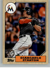 2017 Topps 87 Topps 30th Anniversary Cards Pick From List