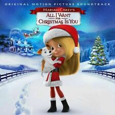 VARIOUS ARTISTS - MARIAH CAREY'S ALL I WANT FOR CHRISTMAS IS YOU NEW CD