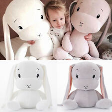 New Kids Bunny Soft Plush Toy Rabbit Stuffed Animal Baby Gift Animals Doll 9.8''