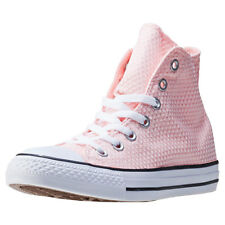 Converse Chuck Taylor All Star Hi Womens Trainers Blush Pink New Shoes