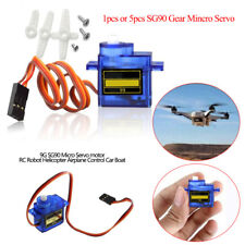 9G SG90 Micro Servo motor RC Robot Helicopter Airplane Control Car Boat LOT