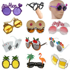 Funny Party Glasses Sunglasses Costume Party Hen Night Fancy Dress Accessory