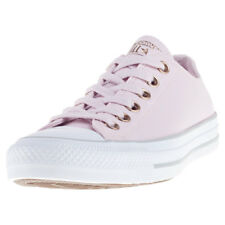 Converse Chuck Taylor All Star Ox Womens Trainers Rose New Shoes